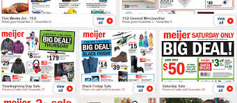 black friday ads meijer offers sneak peek of 2014
