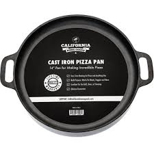 5 best cast iron pizza pans under 50 for the grill or the oven