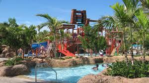 aquaventure splashers kid zone water slide http www