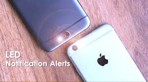 Light On Iphone To Use Led Flash As Notification Light On Android Or Iphone