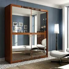 meuble penderie chambre armoire chambre 2 portes coulissantes dressing penderie alpha1
