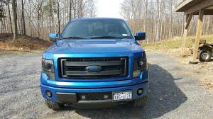 Ford Raptor Grill Lights - diy raptor grill lights ford f150 forum community of ford