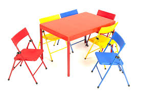 5 Piece Folding Table And Chair Set Category Folding Table 0 Citehotel