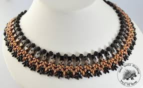 necklace patterns images Patterns good quill hunting JPG