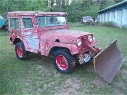 cj jeep 1960 jeep cj5 for sale classiccars com cc 967347