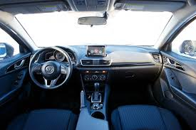 Mazda 3 Sport Interior 2015 Mazda 3 Sport News Reviews Msrp Ratings With Amazing Images
