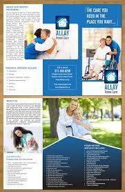elegant playful brochure design for deepa gill by