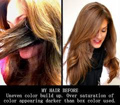 lighten you dyed black hair naturally beauty101bylisa diy at home natural hair lightening color removal