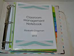 e myself and i teaching tuesday classroom organization binder