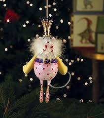 patience brewster mouse king ornament krinkles dãƒâ