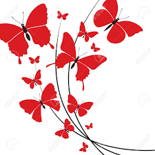 design of different butterflies royalty free cliparts vectors