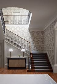 The 25 Best Hallway Paint by Photo Collection Hall And Stairs Wallpaper