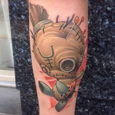 100 voodoo doll tattoos voodoo doll tattoo artists org 25