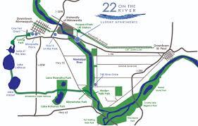 Minneapolis Neighborhood Map Twin Cities Apartments Minneapolis Mn