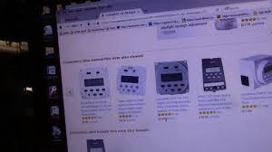 Jual Timer Dc 12 volt dc timer