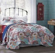 shabby chic white quilt charming cottage chic bedding 102 shabby chic bedding blue zoom