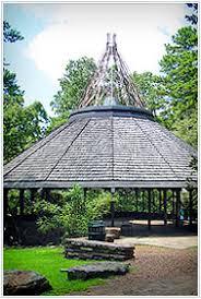 Garvan Gardens Christmas Lights Garvan Pavilion Architectural Masterpieces In Arkansas Garvan