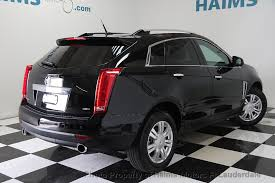srx cadillac used 2014 used cadillac srx fwd 4dr luxury collection at haims motors