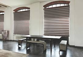 maxxmar mandalay dual banded shade with opera shades of home