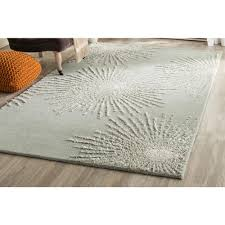 Home Depot Rug Pad Safavieh Soho Grey Ivory Wool 7 Ft 6 In X 9 Ft 6 In Area Rug