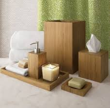 decor bathroom accessories spa style bathroom design ideas natural