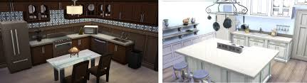 sims 3 kitchen ideas the sims 4 cool kitchen tips for a lovely layout simsvip