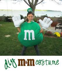 m m costume diy m m costume