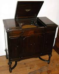 victrola record player cabinet phonograph rca victor victrola orthophonic model ve4 40x
