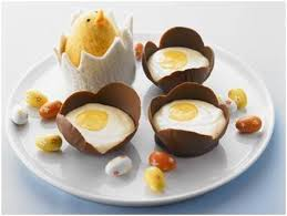 easter desserts creamy chocolate mousse eggs for easter gourmet getaways