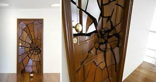 Unusual Interior Doors Adding Surprising Accents To Modern - Modern interior door designs
