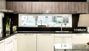 Glass Panel Kitchen Cabinets 8 Wonderful Ways To Work Glass Kitchen Cabinet
