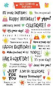 card captions birthday stickers mrs grossman u0027s