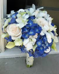 wedding flowers blue and white blue white and black wedding flowers in laguna floral