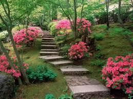 lawn u0026 garden charming japanese garden design with mossy land
