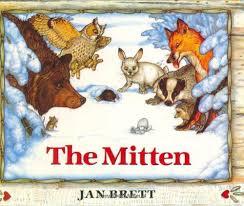 the mitten jan brett 9780399231094 books