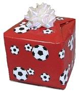 soccer wrapping paper soccer wrapping paper on sports party world