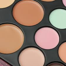 Color Concealer Aliexpress Com Buy Base Makeup 20 Concealer Palette Foundation