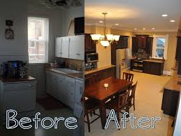 before and after mobile home kitchen makeovers mobile home remodel