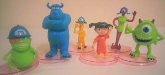 monsters inc cake toppers inc cake topper in end 5 24 2016 3 15 pm