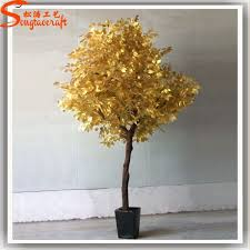 wedding wishing trees for sale decorative wedding wishing tree golden banyan tree artificial