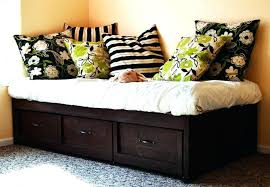 black daybeds with trundle amazing of black daybed with trundle