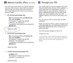 how to do a balance transfer with barclaycard