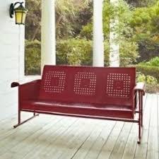 outdoor sofa glider foter