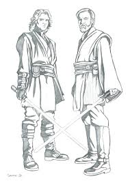 star wars coloring pages anakin skywalker  yongtjun