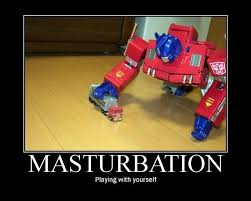 Transformers Meme - optimus plays with himself wait transformers know your meme