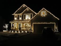 pictures of christmas lights on houses white christmas lights on houses happy holidays