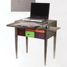 Petit Bureau Pour Ordinateur Portable Meuble Informatique Table Bureau Pour Ordinateur Portable