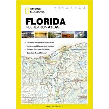 Florida Trail Map by 243 Everglades National Park Trail Map National Geographic Store