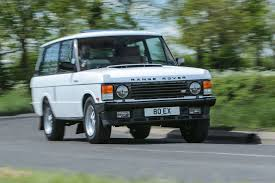 modified range rover how to buy a restored classic range rover autocar