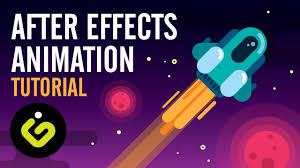 unity effects tutorial after effects tutorial easy rocket animation tutorial in after